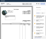 Online Invoicing (Your Customer)